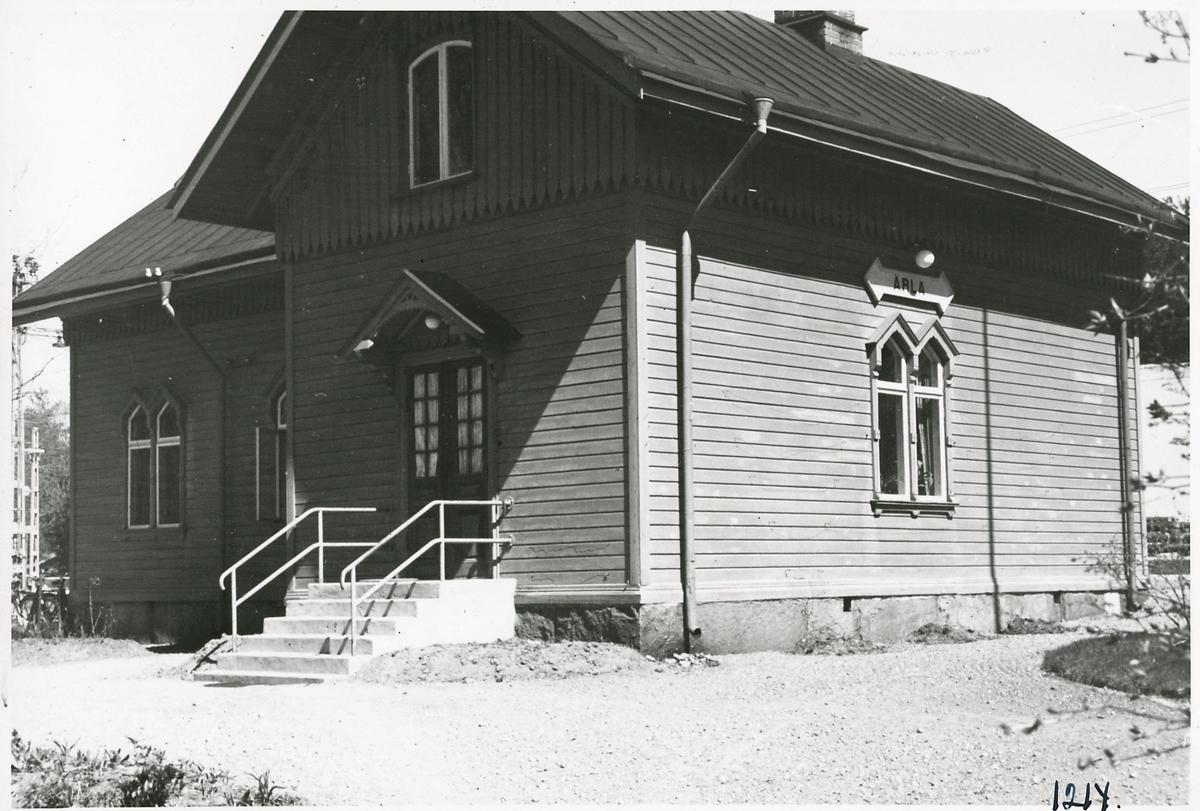 Ärla stationshus.