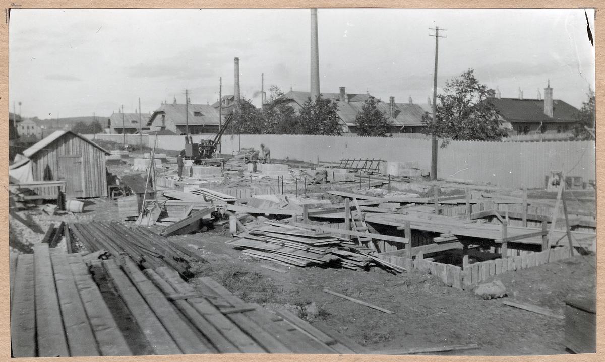 Ombyggnad av Göteborg, Bohusbanans viadukt.