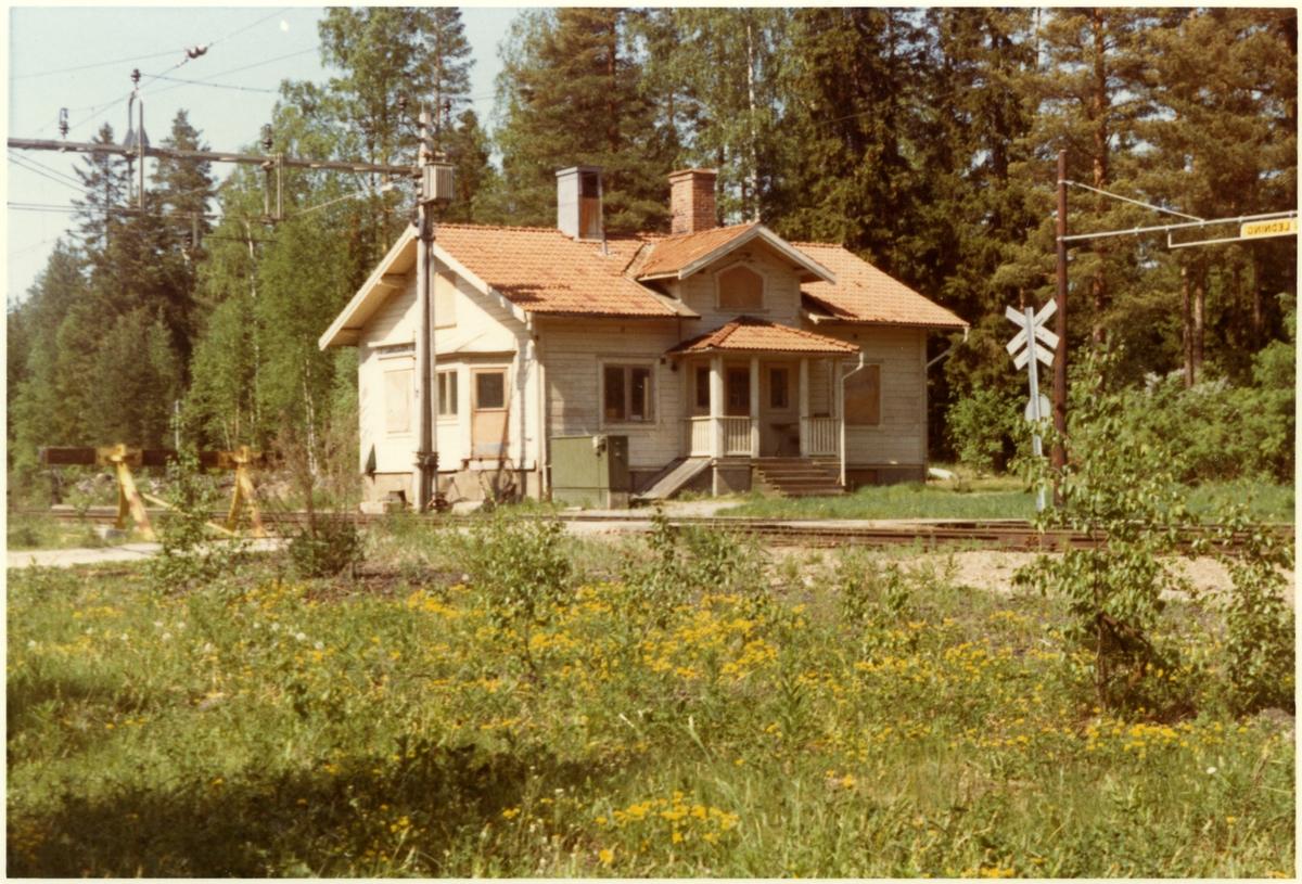 Last- och mötesplats öppnad 1861.