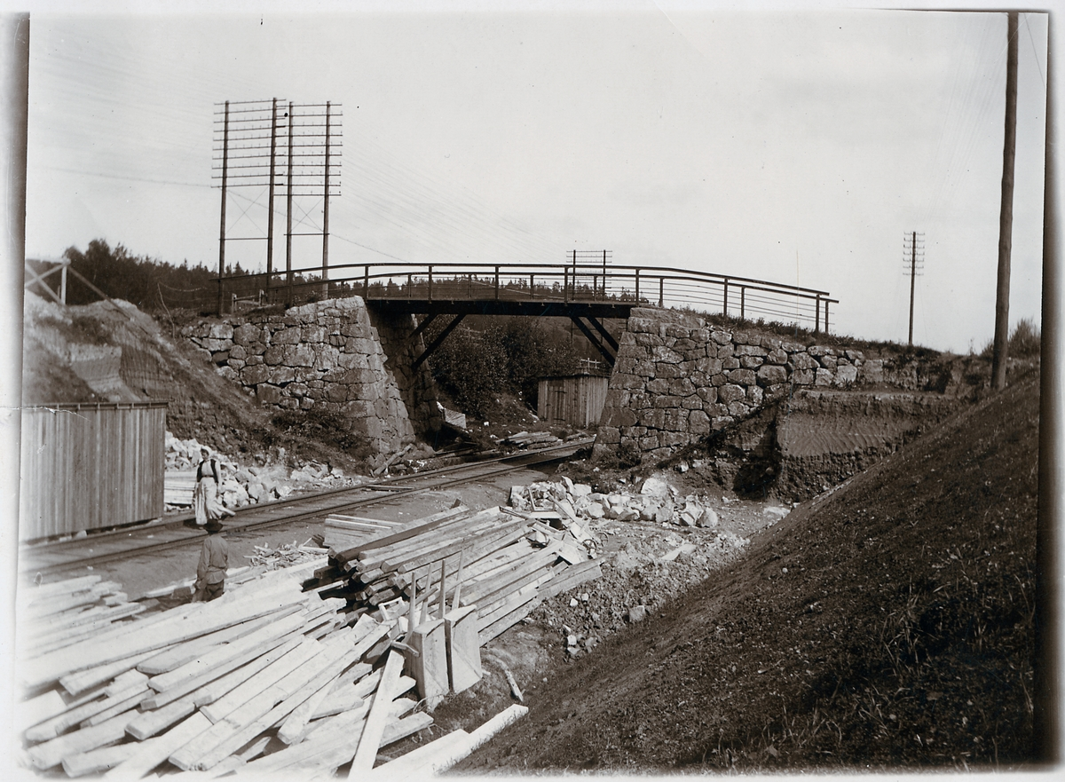 Igelsta vägbro.