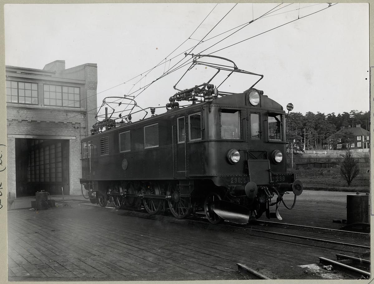 Statens Järnvägar, SJ Ds 298.