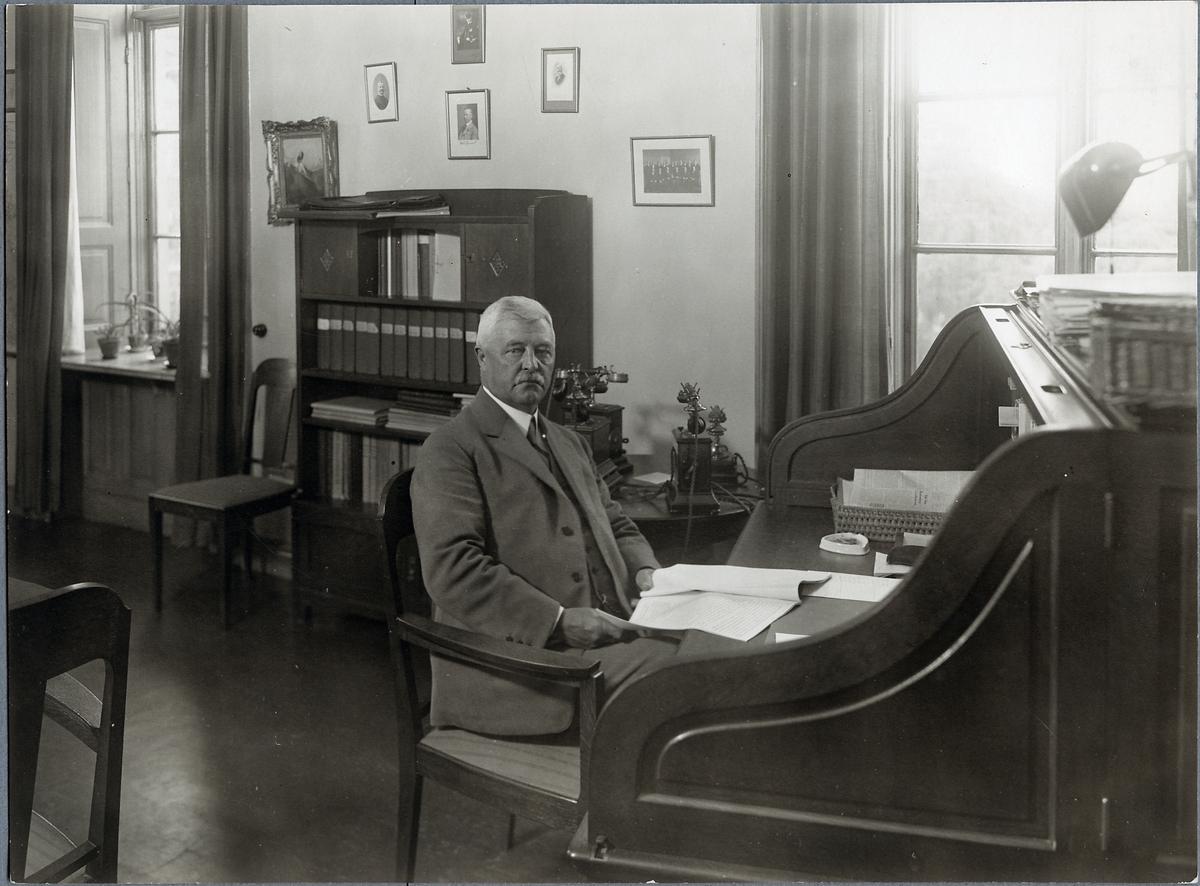 Byråchef Lars Gustaf Englund.