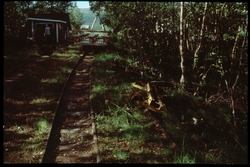 Jaurekaska decauvillebana museijärnväg.