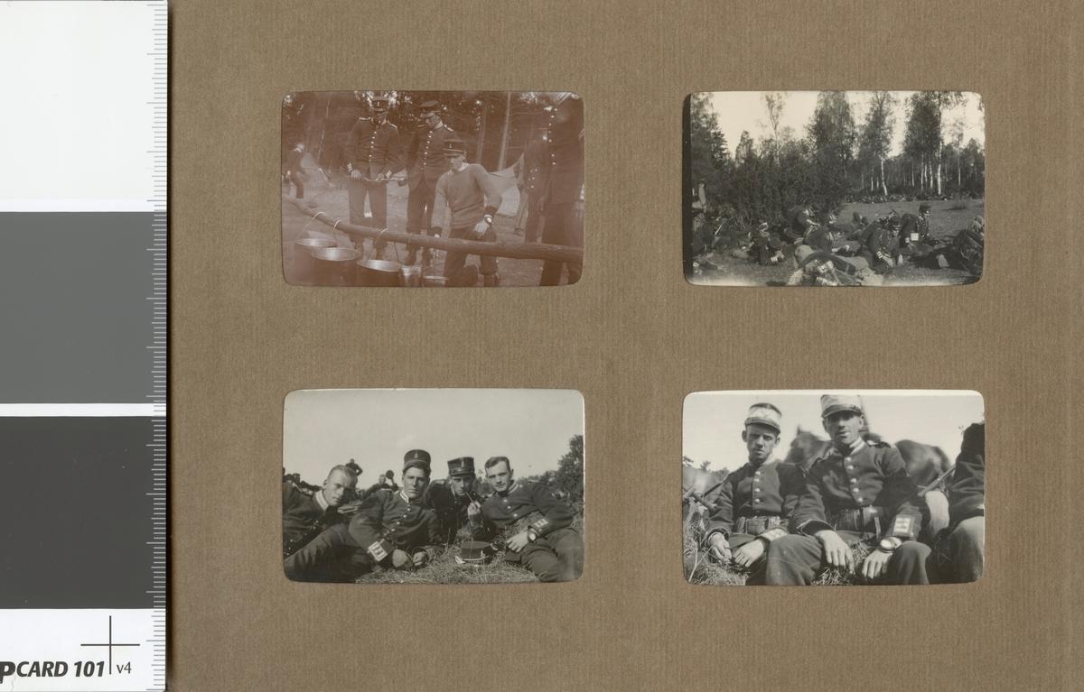 Soldater från Göta livgarde I 2.