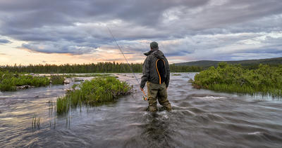 De nordiske jakt- og fiskedagene 2019 arrangeres 8.–11. august.. Foto/Photo
