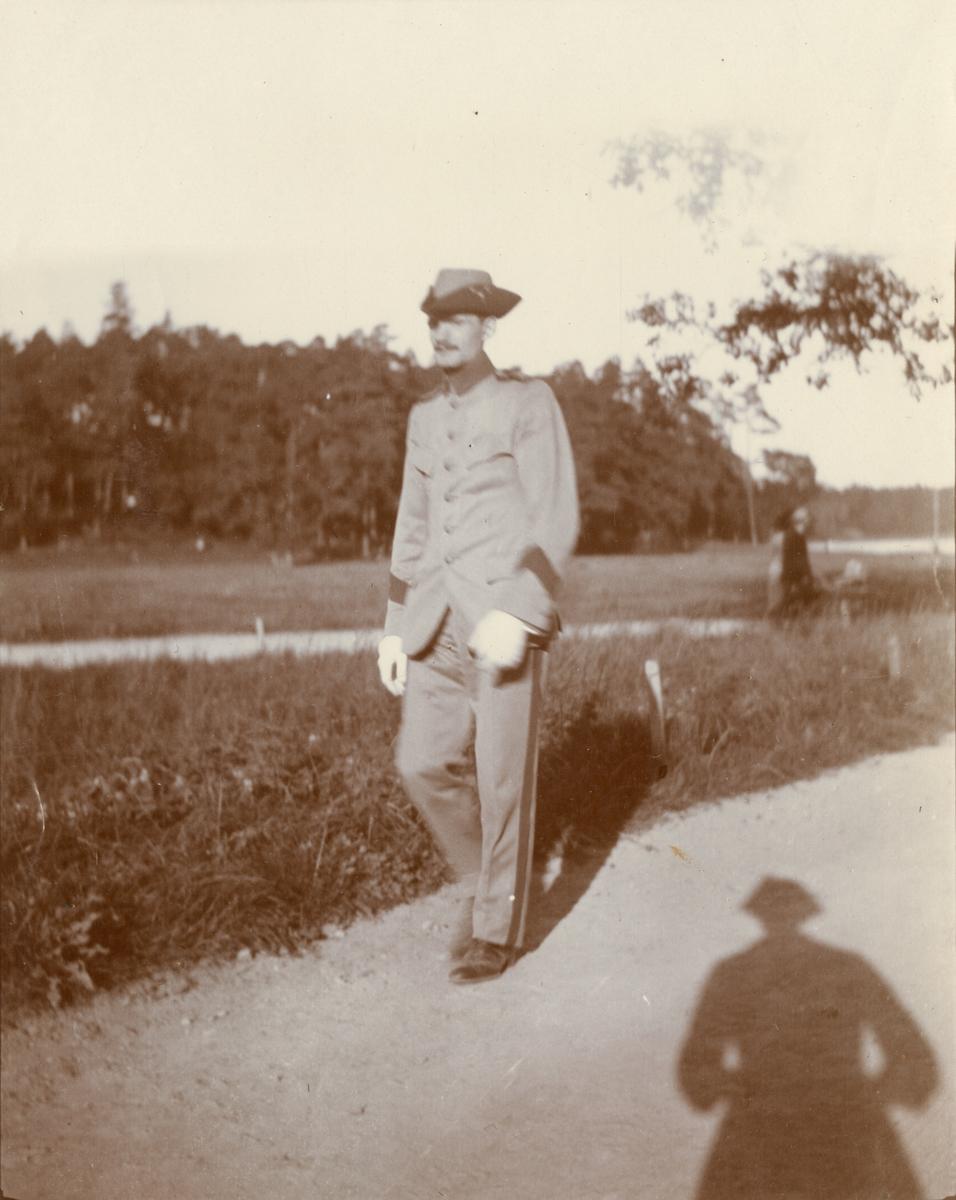 Soldat från Göta livgarde I 2.