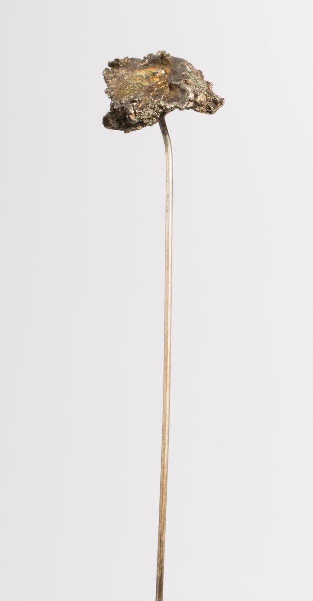Slipsnål Vekt: 3,71 g