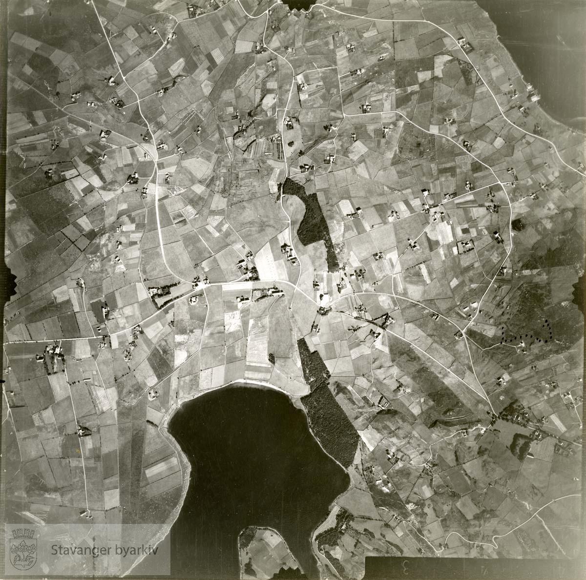 Jfr. kart/fotoplan D34/443..Stokkavatnet, Tasta..Se ByStW_Uca_002 (kan lastes ned under fanen for kart på Stavangerbilder)
