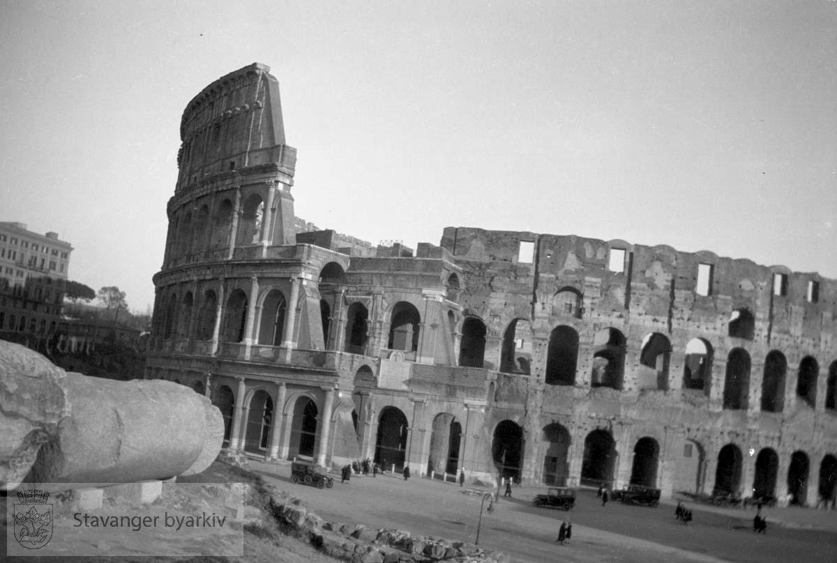 Colusseum i Roma