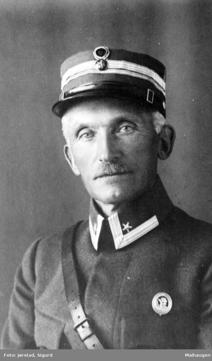 Major Johannes Haave født 26.05.1866