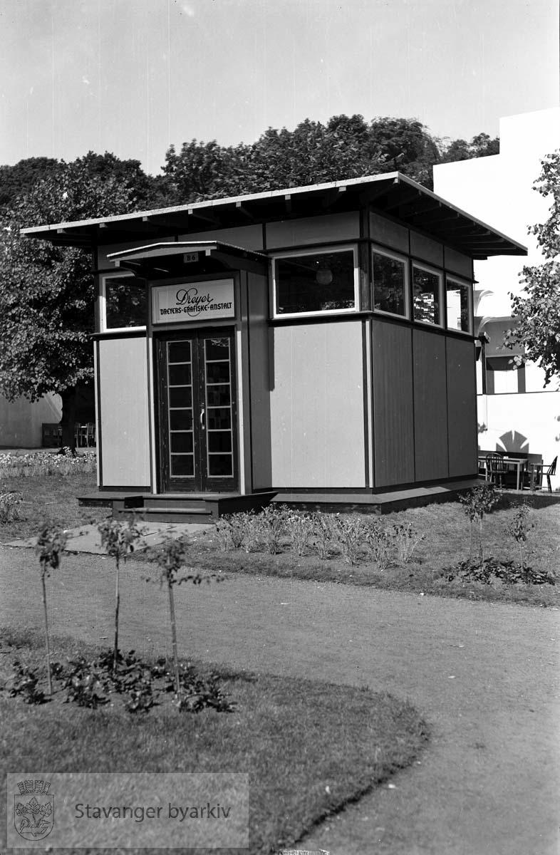Varemessens egne filmer, fra Bjergsted..Dreyer .Norges varemesse