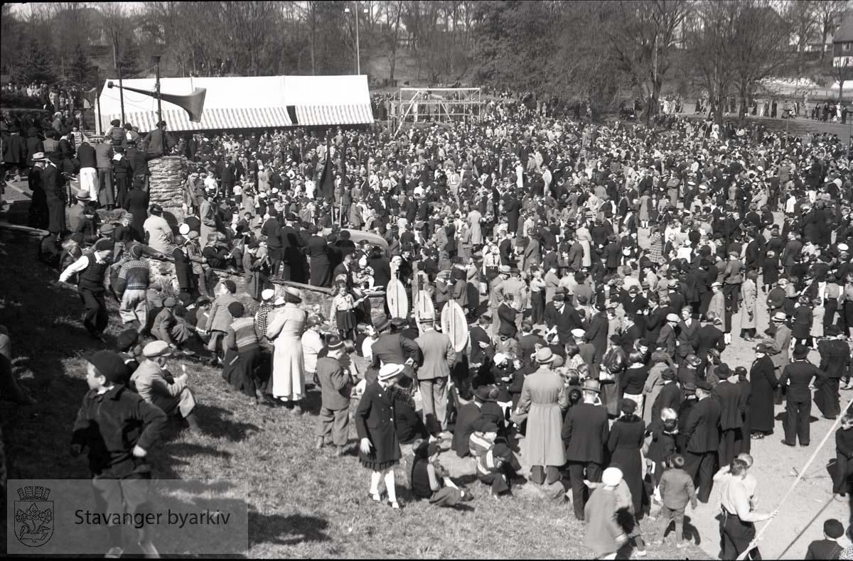 1. mai 1938.Bjergsted (?)