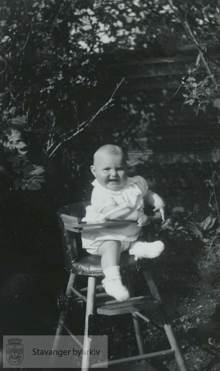 Portrett av Unni, Sverre Monsens datter