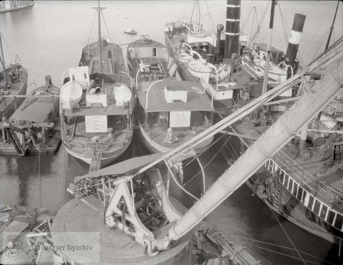 RMV sett fra havnen