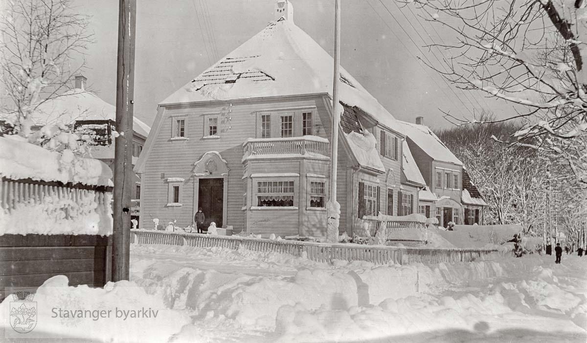 Peder Næsheims hus i Eiganesveien 51