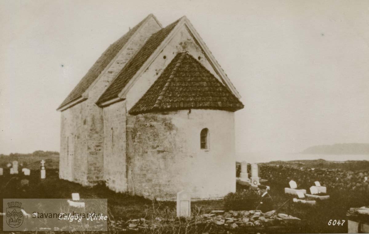 Talgøy kirke