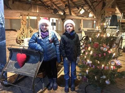 Gammeldags jul på Kystmuseet Hvaler