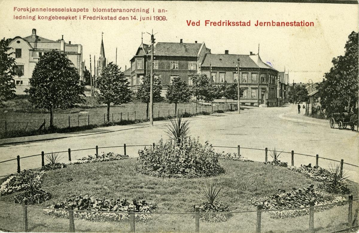 Schwartzelunden St. Olavs gate 1 Dronningens gate 1 Dronningens gate 2 Blomsterdekorasjon Vestsiden kirke