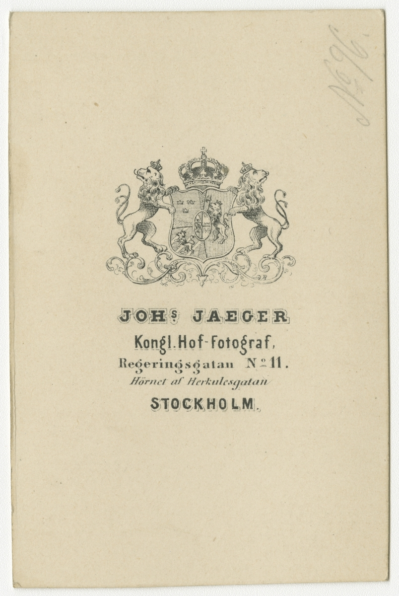 Vy över Kungliga slottet i Stockholm.