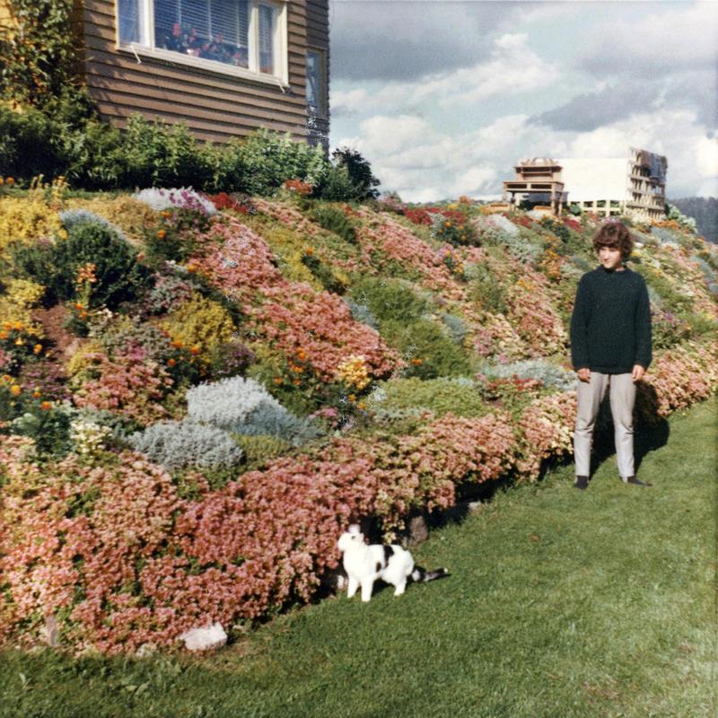 Hagen på 1970-tallet. (Foto/Photo)