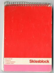 Skissblock