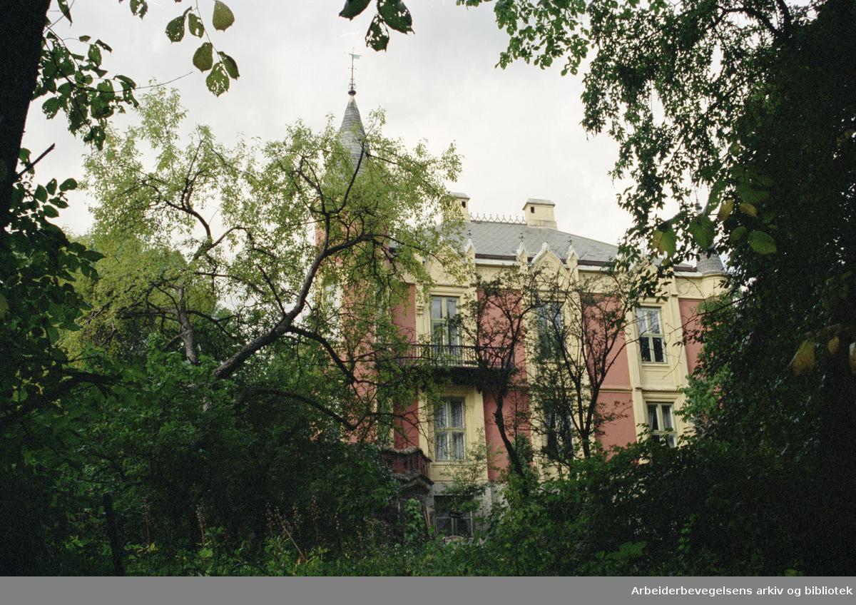 Oslo: Josefines gate. 2. oktober 1996