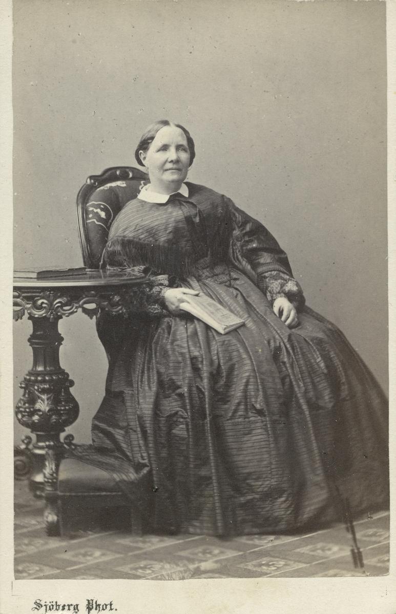 Fru Bäcklin.