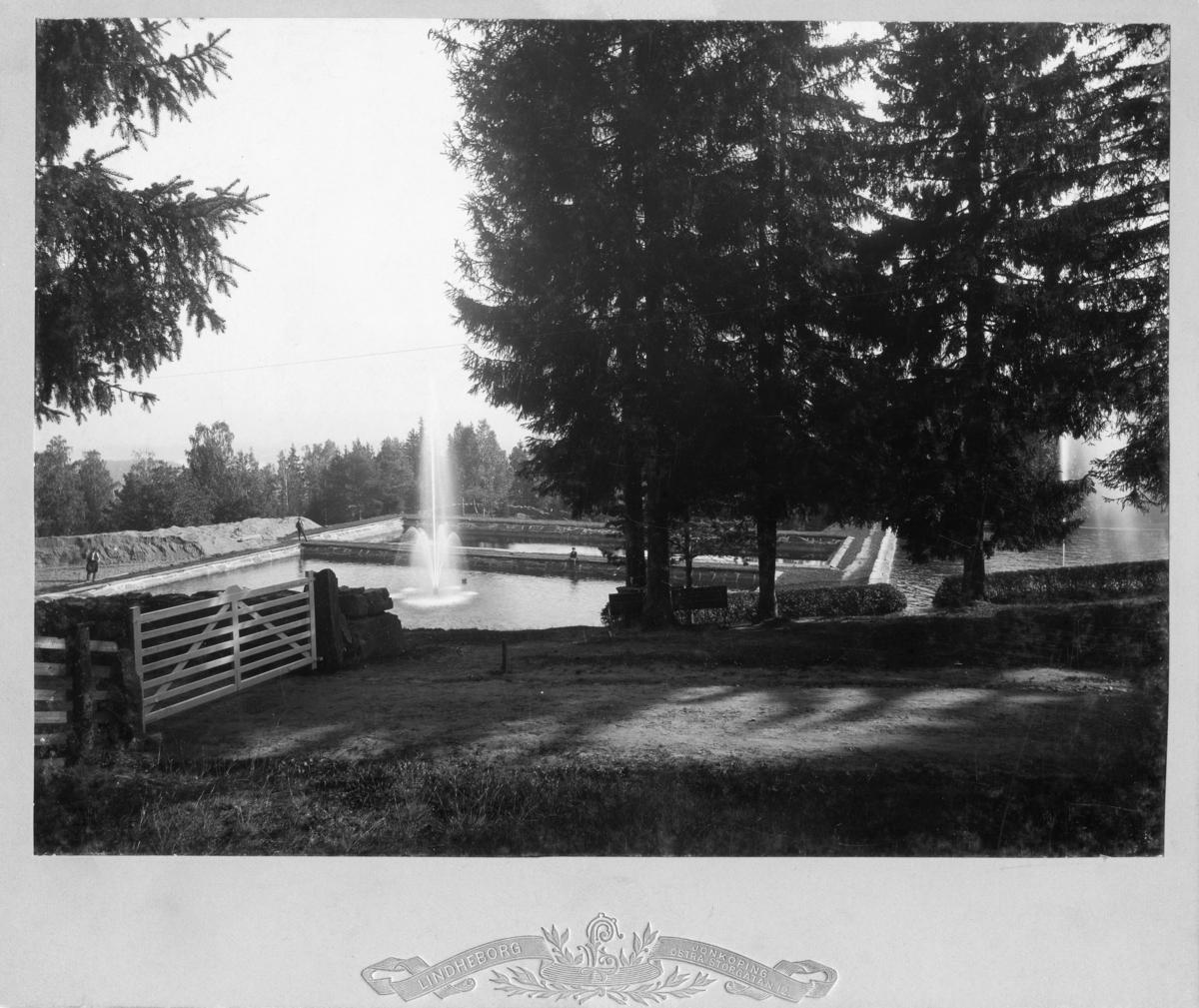 Vattenledningsparken i Jönköping.
