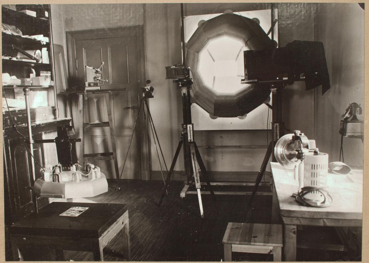 Oslo Politis Laboratorium 1939