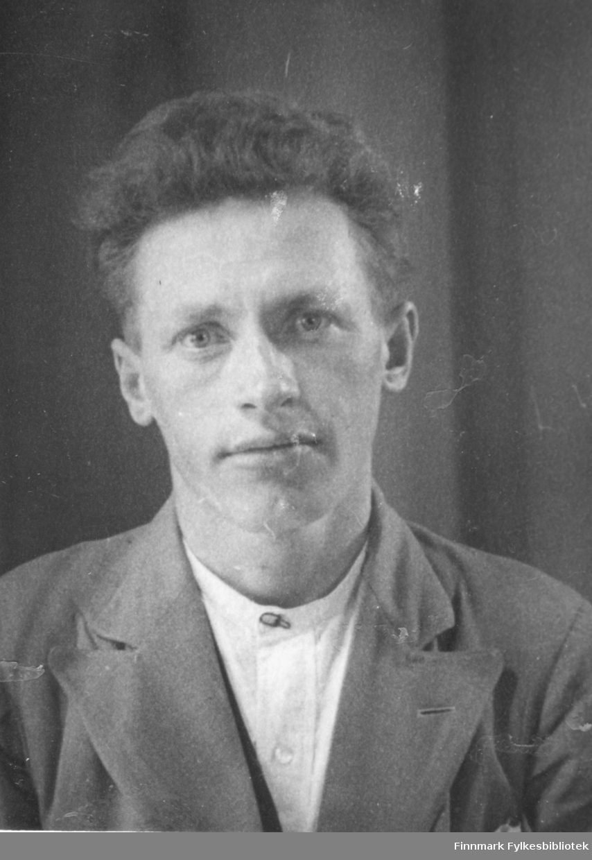 Andreas O. Mathisen fotografert før krigen.
