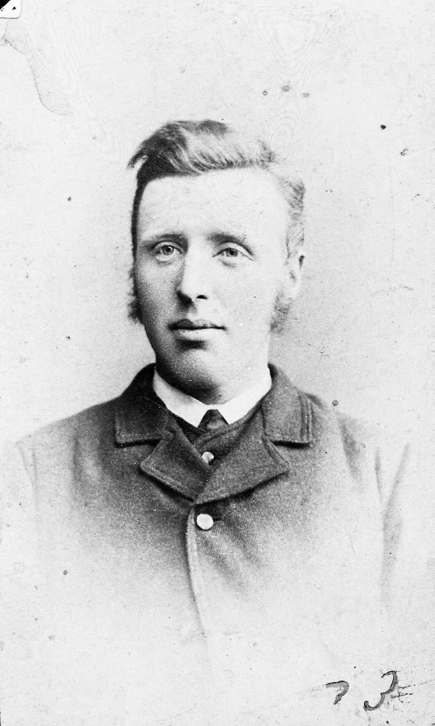 Kristoffer Kristofferson Aasland (1861 - 1910), bonde på Åsland. Sjå også 1988.5TIM.3.008