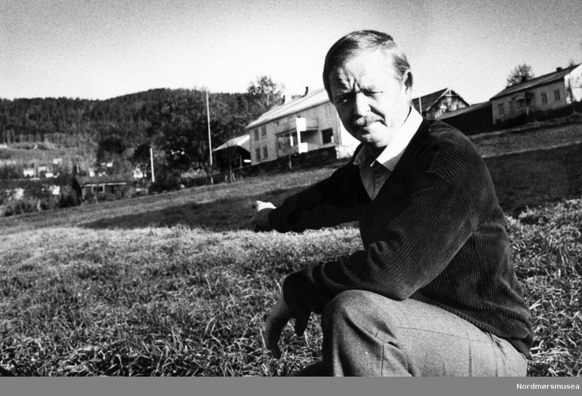"""Arnulf Bach. Familien Bach kom flyttende fra Trondheim i desember 1979 for å ta over Tingvoll-Kroa som lå oppe ved Samvirkelaget. Her drev familien fram til 1984 da de flyttet driften ned på Venås-brygga ved fergeleiet. Arnulf Bach f 1935 var utdannet kokk og stuert med 20 års fartstid i utenriks trafikk. Han jobbet som kokk ved flere restauranter i Trondheim som Frimurerlogen og  Prinsen Hotell. Han utdannet seg også til tømrer og jobbet på TMV (Trondheim Mekaniske Verksted) mellom 1974 til 1979 (info:  Roger Bach). Daværende banksjef Finn Moe Stene var på Tingvoll kroa ved en anledning (mulig januar 1988) og han lot seg irritere over en gjest som ikke """"passet inn"""" på et serveringssted, antakelig en stamgjest som var litt drikkfeldig. Moe Stene forlangte at Bach skulle kaste ut gjesten.  Bach nektet, noe som resulterte i at Moe Stene sa opp lånet som Bach hadde i Tingvoll Sparebank, et forholdsvis lite lån.  Politimesteren i Nordmøre, Per O.  Sefland hadde myndighet over skjenkebevillingene den gangen og tok fra Bach skjenkebevilgningen på bakgrunn av oppstyret. Bevillingen ble senere formelt avsluttet i kommunestyret der Einar Lund var ordfører. Ved kommersiell utskjenking skal drikking skje på skjenkestedet, for eksempel i en bar eller på en restaurant. Skjenking krever både serverings- og skjenkebevilling. Saken verserte utover året 1988 og Bach engasjerte advokat og Tingvoll kommune v/ordfører hyret inn kommuneadvokat Larhammer. Etter mye om og men og langvarige juridiske vurderinger kom saken opp igjen i kommunestyret i april. Etter en maraton av et kommunestyremøte og et ekstraordinært kommunestyremøte samme dag, fikk Bach tilbake bevillingen og saken ble avsluttet. Det var politiske gruppemøter som varte i over to timer før endelig vedtak. Saken verserte i avisspaltene i flere uker som førstesideoppslag. Den """"gamle"""" banksjef Hals kommenterte saken til fordel for Bach og angrep Moe Stene for måten han behandlet sine bankkunder. En fornøyelig sak for mange. Ar"""