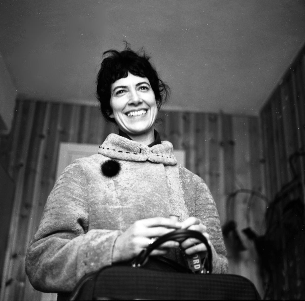 Rise Grønoset, forografert i 1967 (Foto/Photo)
