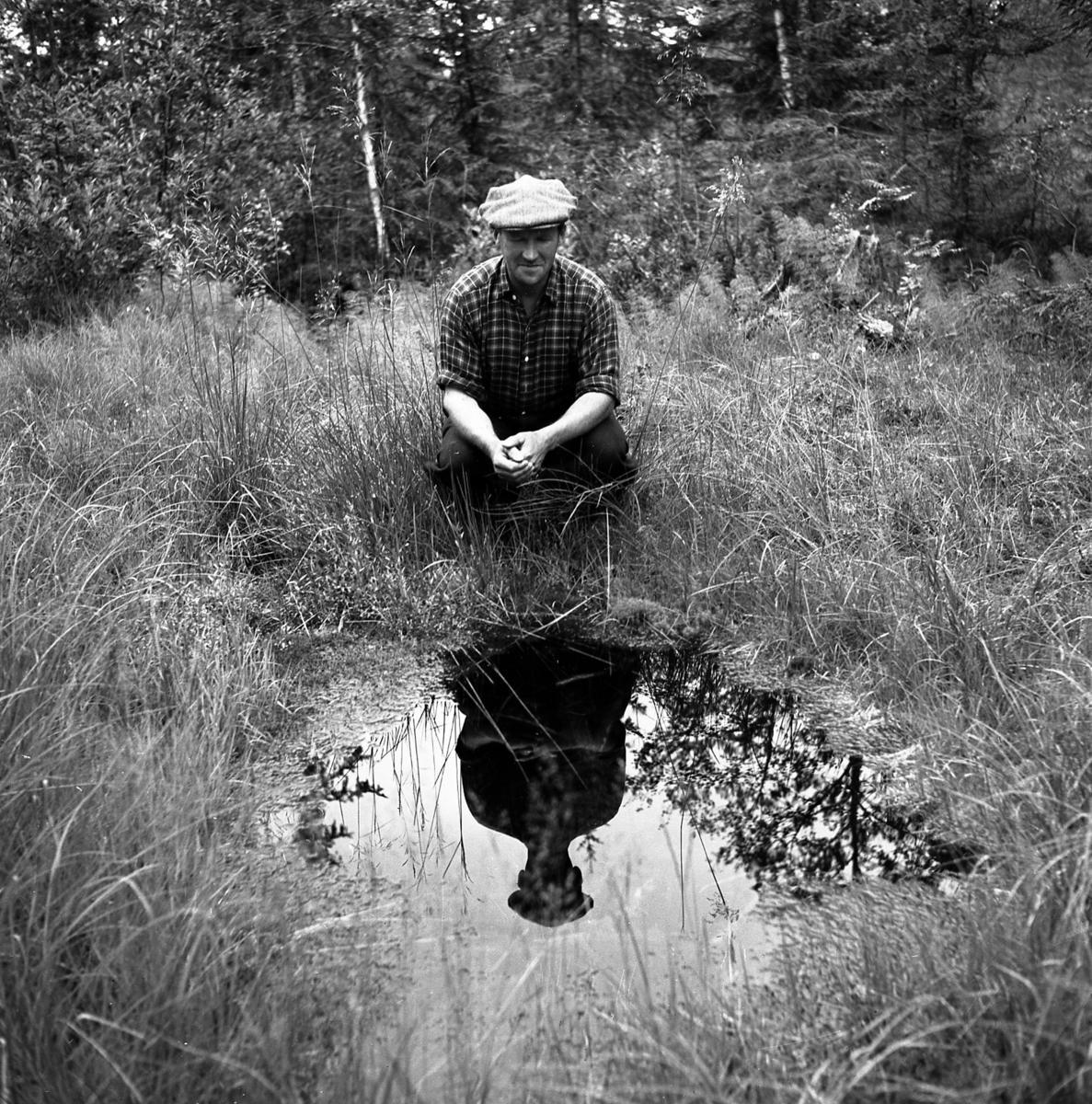 Hans Olastuen, Flisberget. (Foto/Photo)