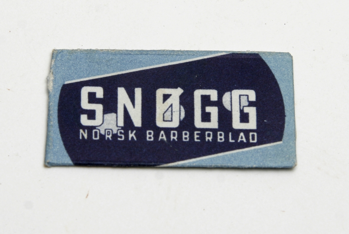 Barberblad, logo