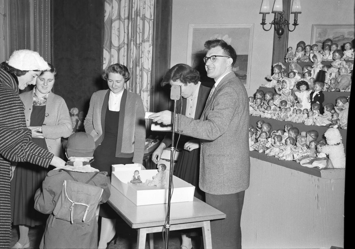 Det Norske Misjonsselskap har julemesse i Frimurerlosjen