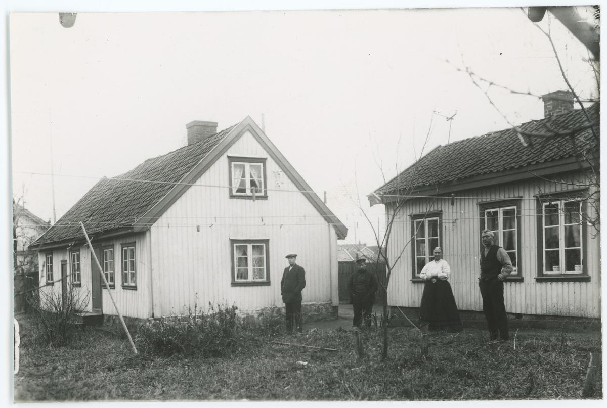 Klostergt. 28, ca. 1910.