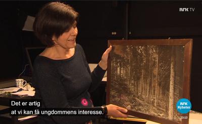 NRK_Cecilie.png. Foto/Photo