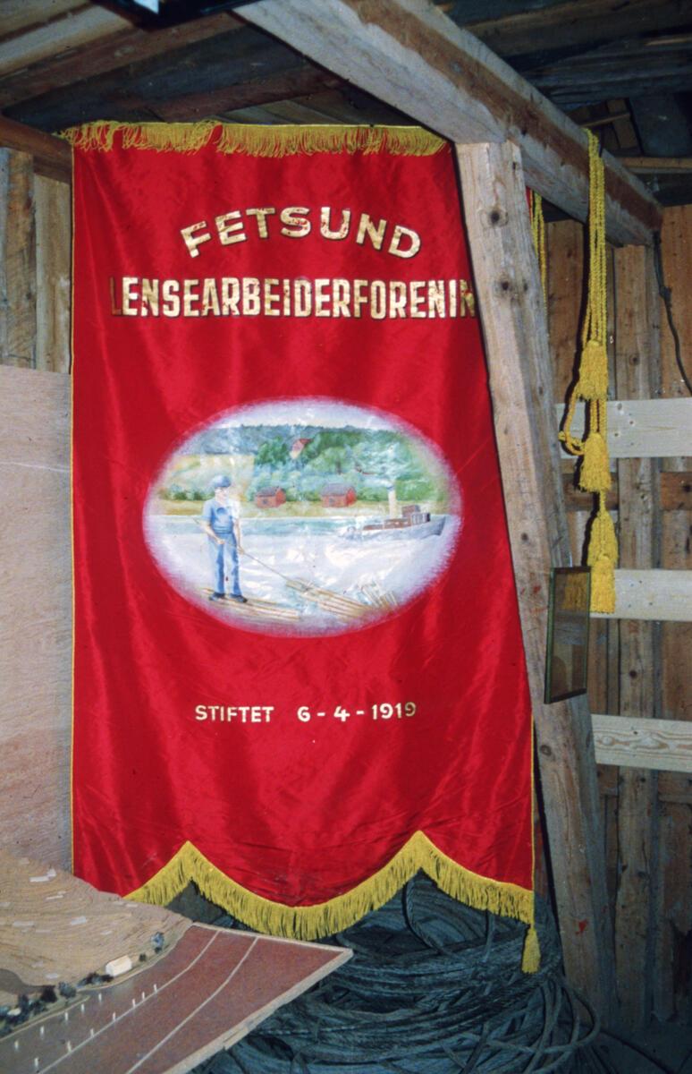 Fra den første utstillingen i Trådbua. (Foto/Photo)