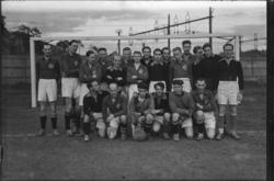 För Rullan, Fotbollslag, fotbollscupen (nr.5.1942)