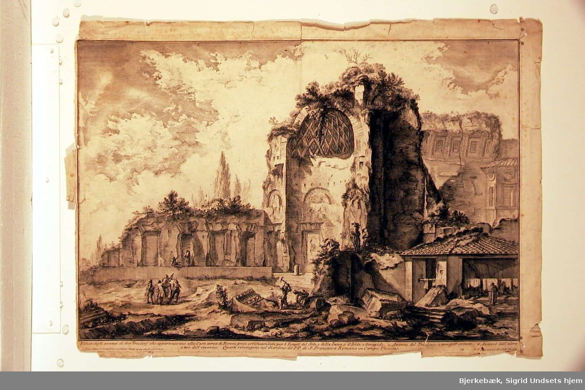 Klassiske ruiner