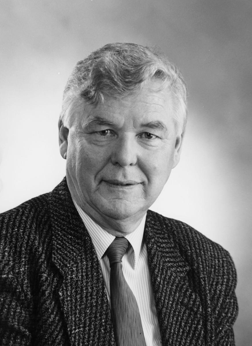 postsjef, Karlsen Alf, portrett