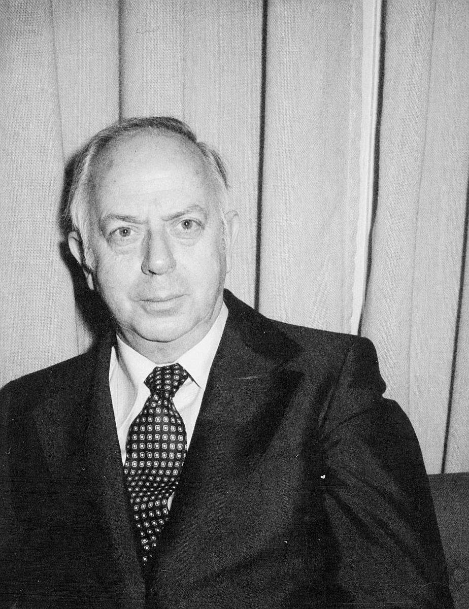 seksjonssjef, Malde Berthold, portrett