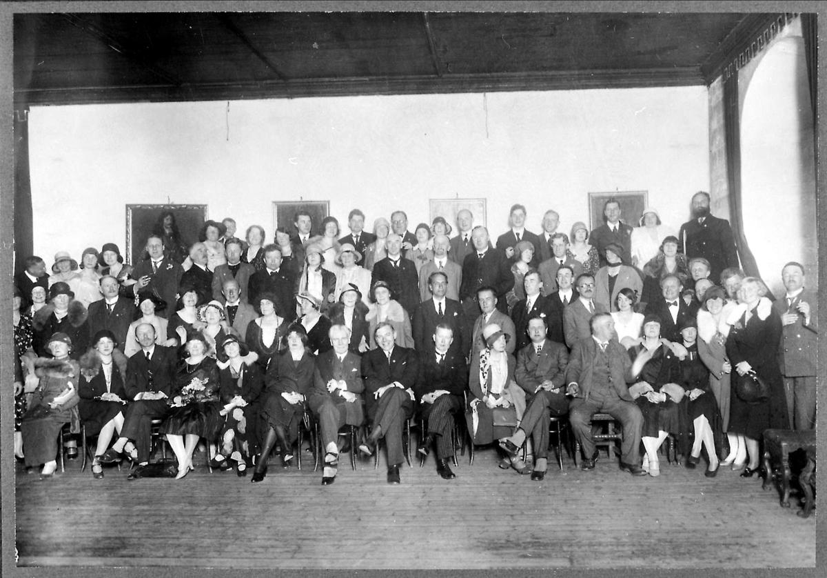 Forfattare, forsamling