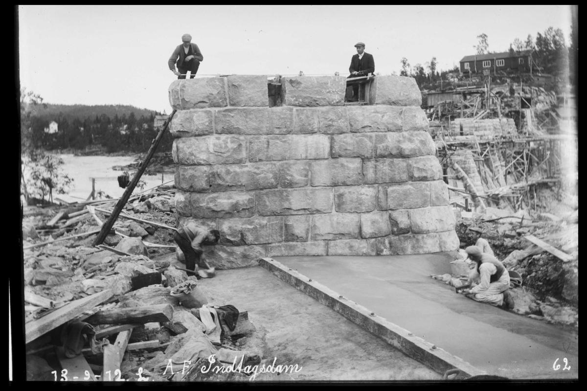 Arendal Fossekompani i begynnelsen av 1900-tallet CD merket 0469, Bilde: 71