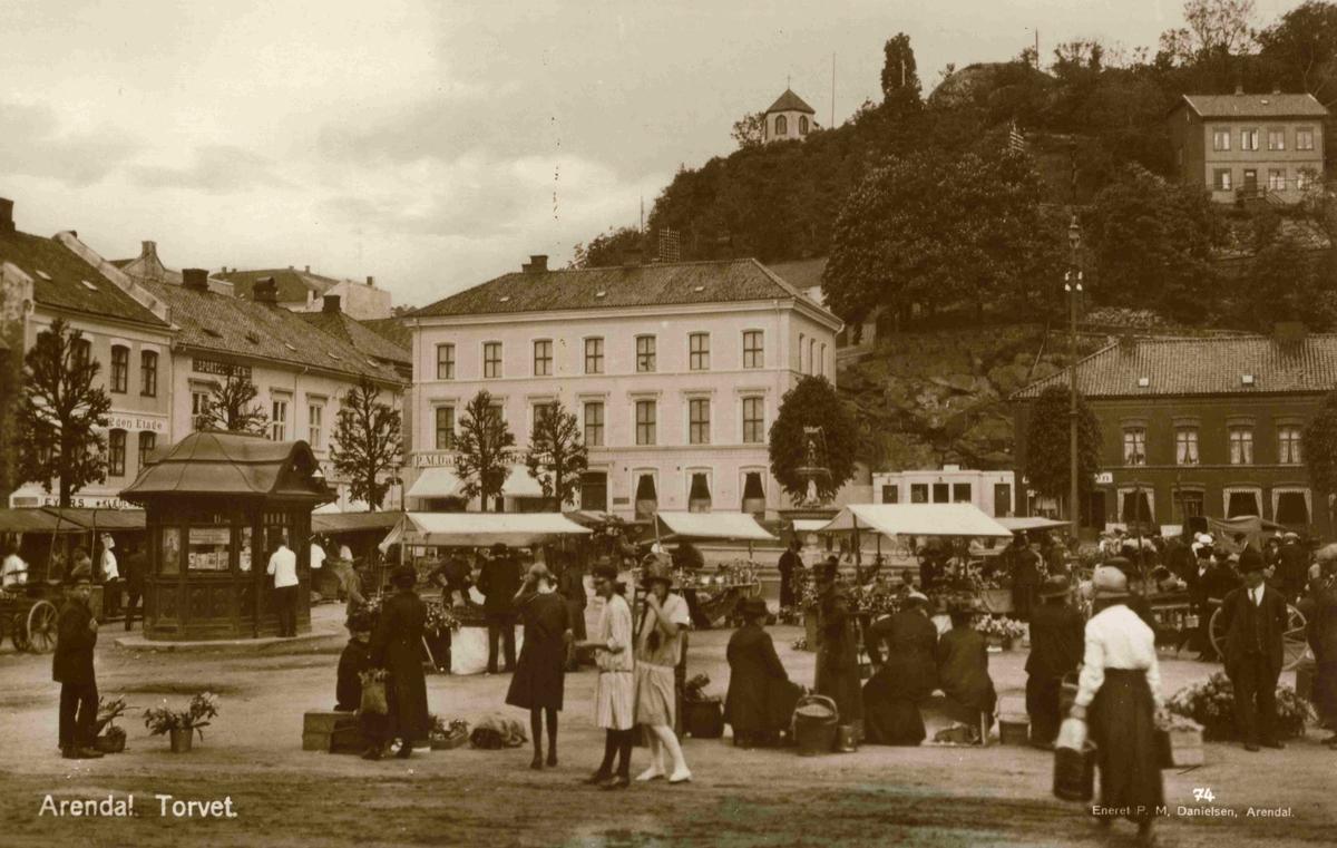 Arendal - Torvet