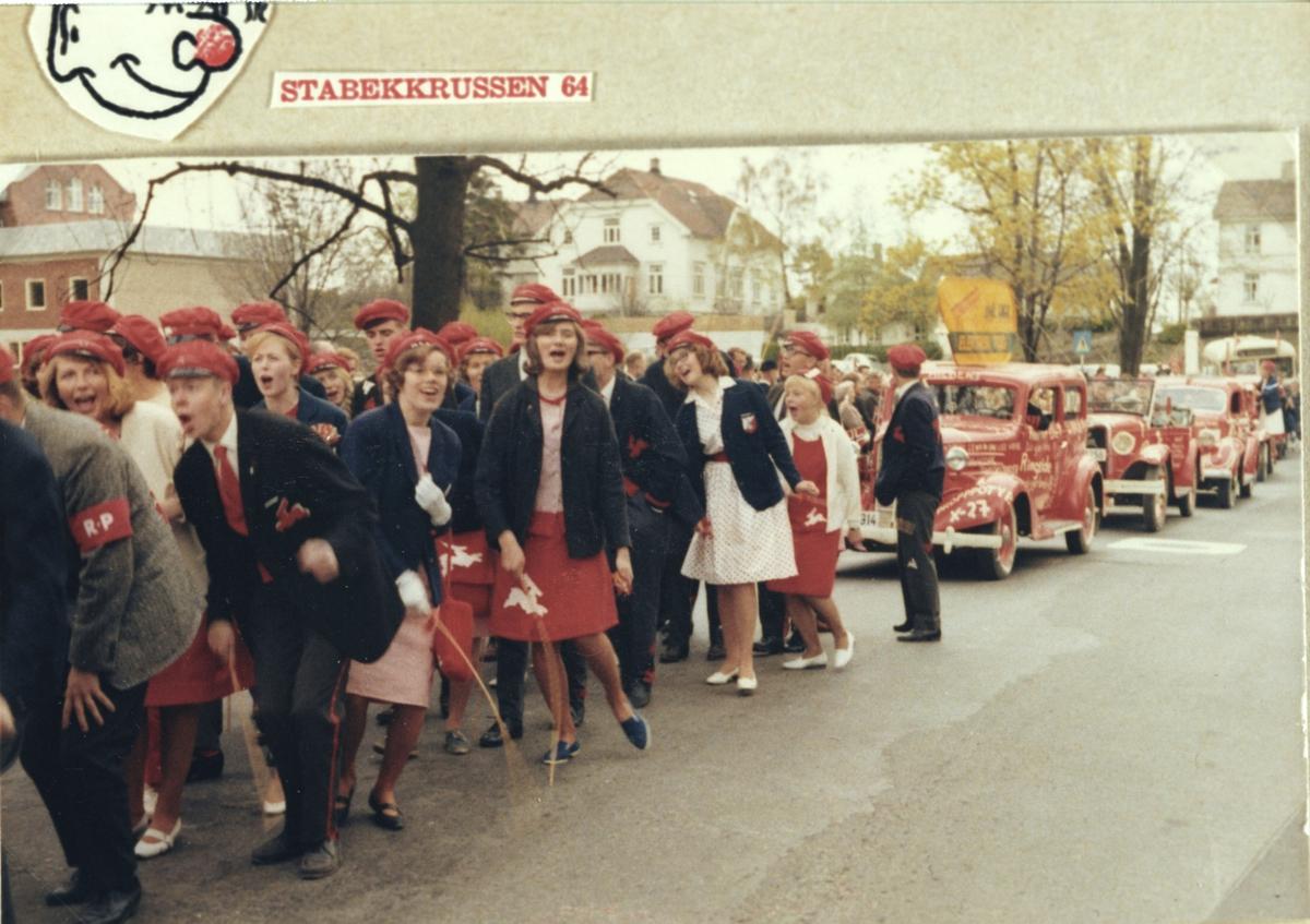 Russetog 1964, Stabekk.