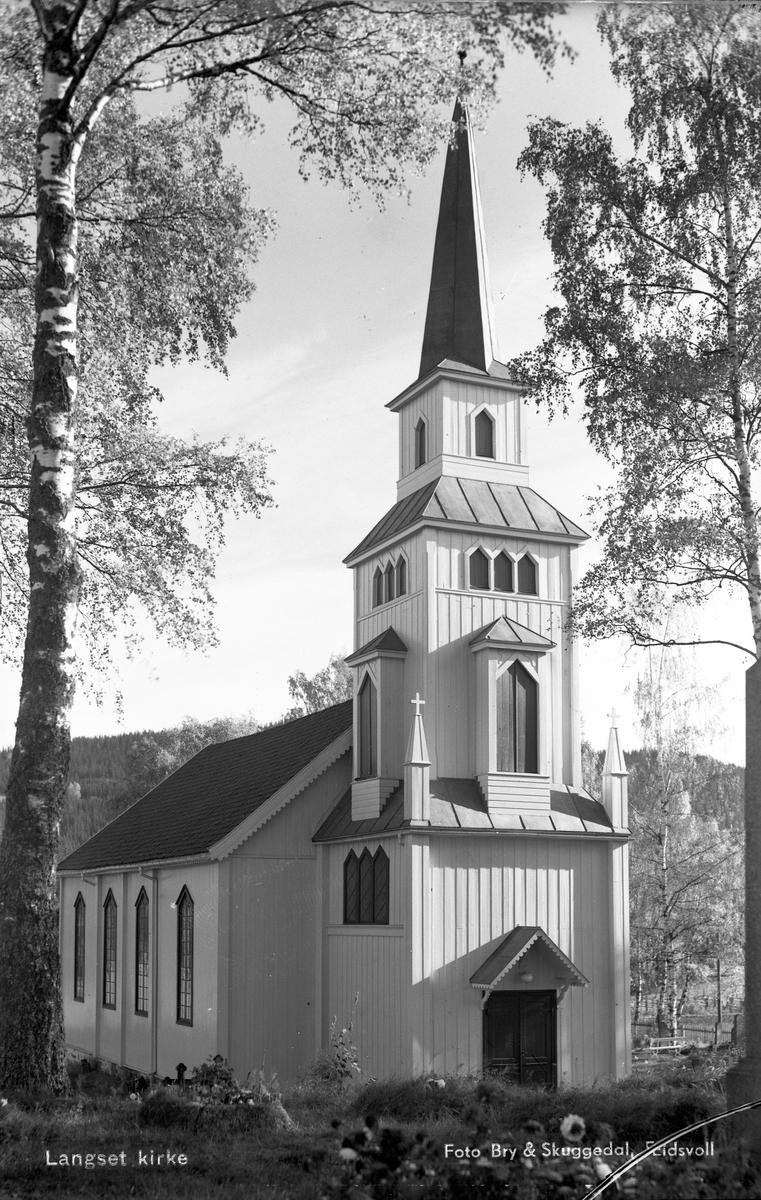 Langset Kirke.