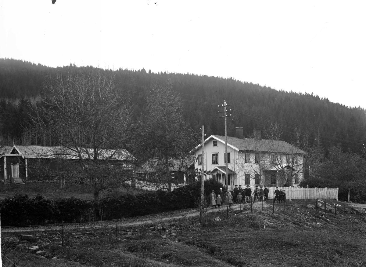 Kjøpmann Bergs landhandel, Morskogen