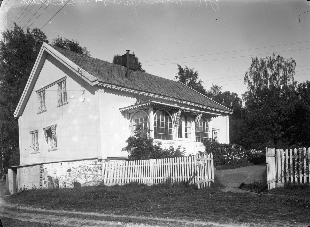 Halvor Fremming, gård, Langset
